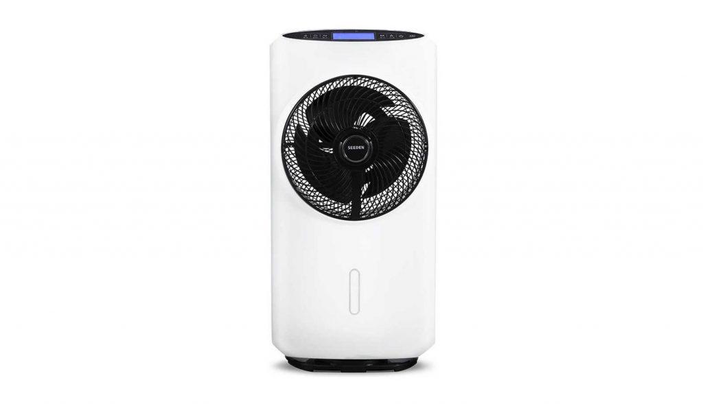 Opisanie Ventilyator S Uvlazhnitelem Vozduha Seeden Fog Type Cooling Fan 1s 1