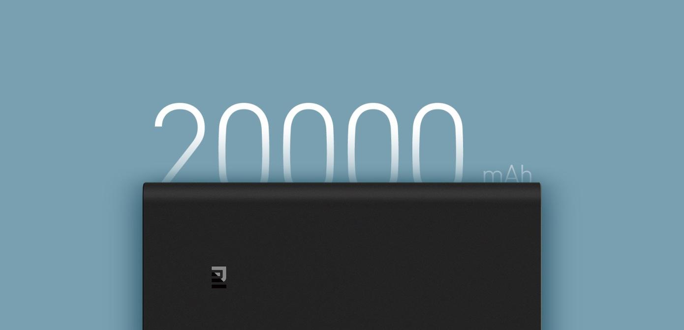 Opisanie Vneshnij Akkumulyator Xiaomi Power Bank 3 Super Flash Charge 20000 Mah Black Pb2050zm 4
