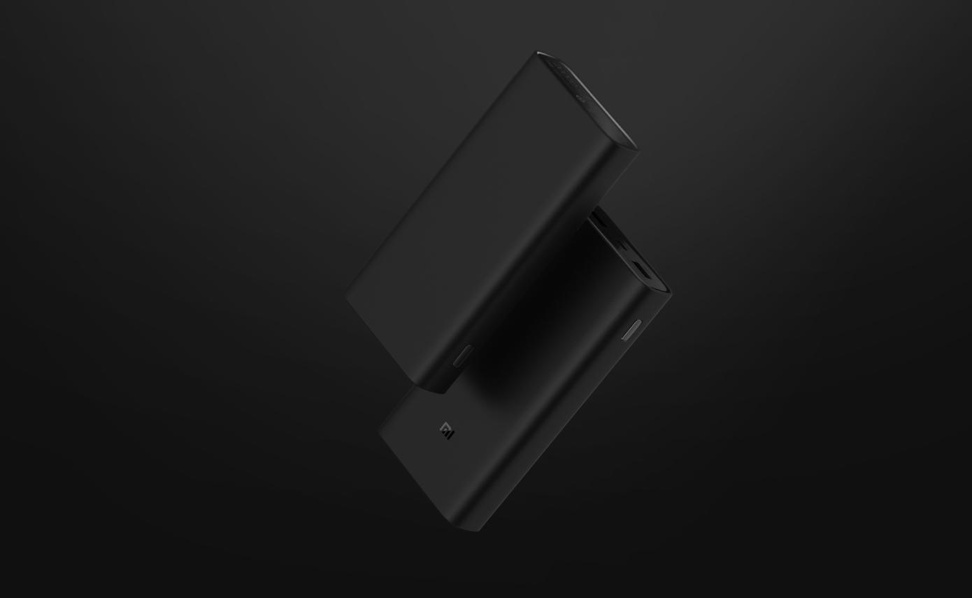 Opisanie Vneshnij Akkumulyator Xiaomi Power Bank 3 Super Flash Charge 20000 Mah Black Pb2050zm 6