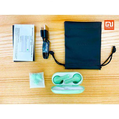Uczenka Besprovodnye Naushniki Xiaomi Pamu Slide Mini T6c Green 2