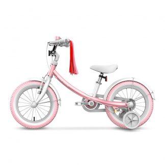 Velosiped Detskij Xiaomi Ninebot Kids Sport Bike 14 Pink N1kg14 1