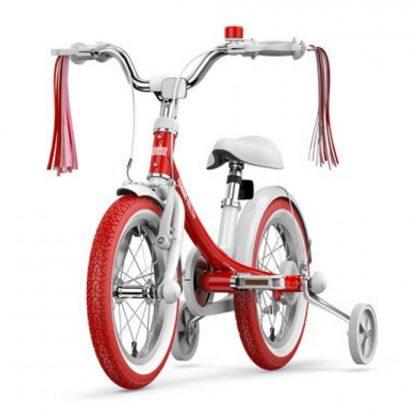 Velosiped Detskij Xiaomi Ninebot Kids Sport Bike 14 Red Wings N1kg14 2