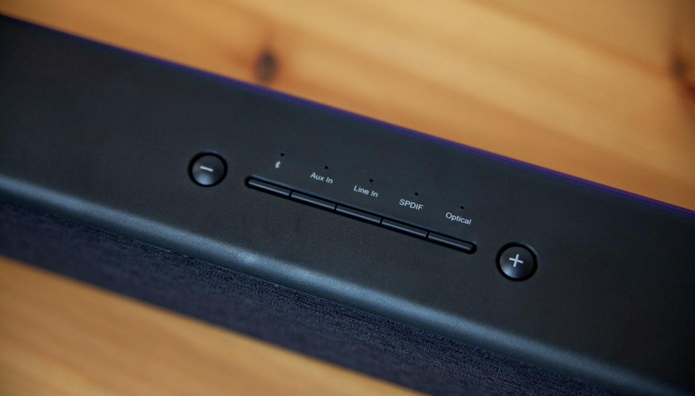 Opisanie Saundbar Xiaomi Mi Tv Soundbar 1