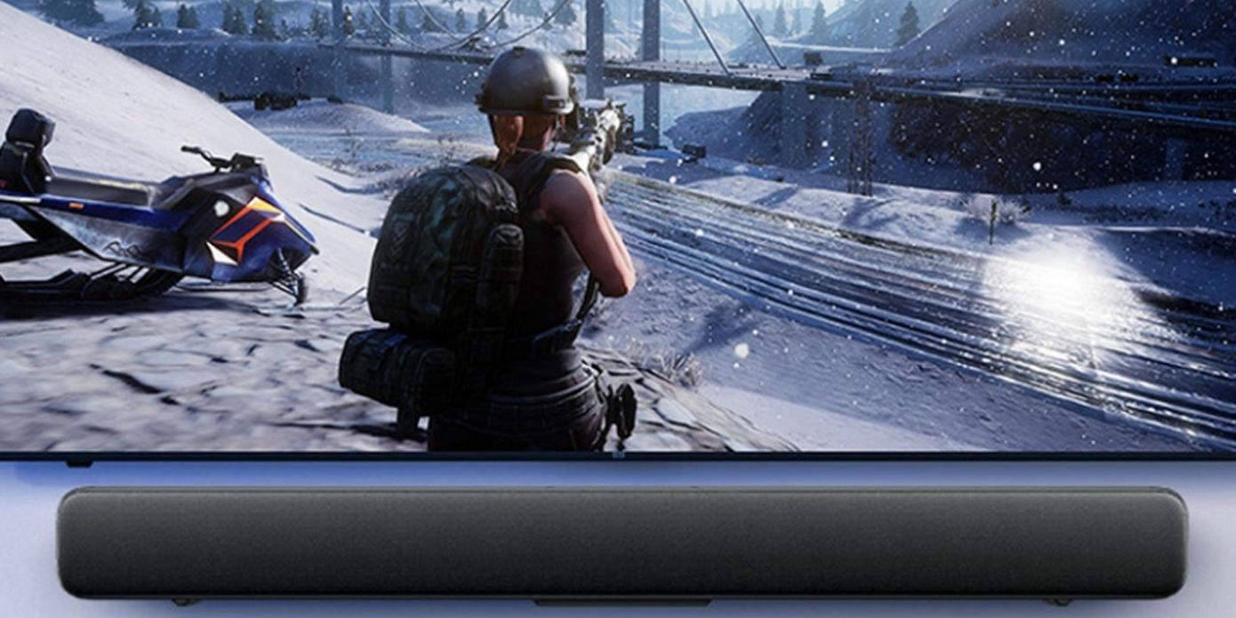 Opisanie Saundbar Xiaomi Mi Tv Soundbar 4