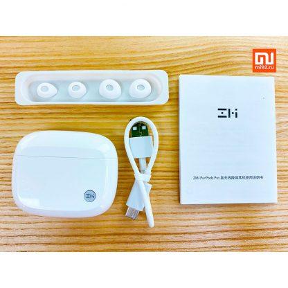 Uczenka Besprovodnye Naushniki Xiaomi Zmi Purpods Pro White Cn S N 2200081327 6