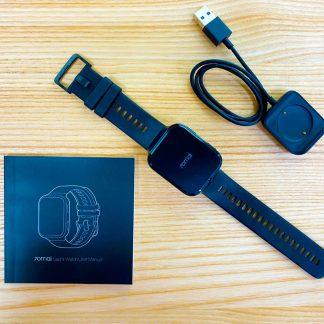 Uczenka Umnye Chasy Xiaomi 70mai Saphir Watch Black Wt1004 S N 1004pl209y4462 2