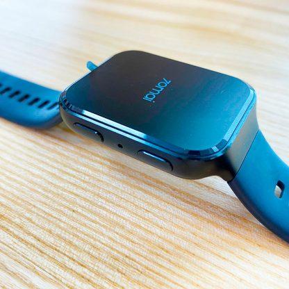 Uczenka Umnye Chasy Xiaomi 70mai Saphir Watch Black Wt1004 S N 1004pl209y4462 5