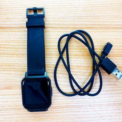 Uczenka Umnye Chasy Xiaomi Haylou Ls02 Black Global 7