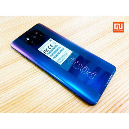 Uczenka Xiaomi Poco X3 Pro 6 128gb Black 860942059574642 6