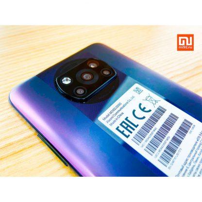 Uczenka Xiaomi Poco X3 Pro 6 128gb Black 860942059574642 7