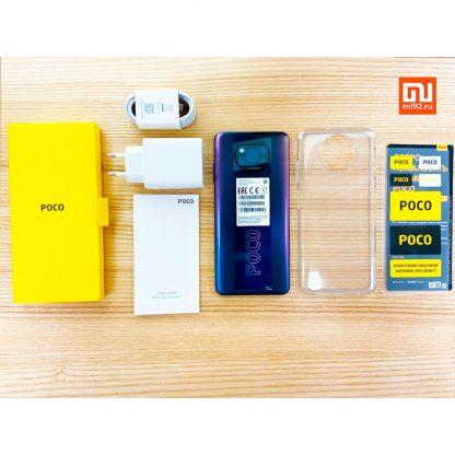 Uczenka Xiaomi Poco X3 Pro 6 128gb Black 860942059574642 8