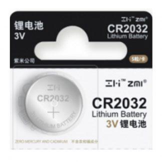 Batarejki Litievye Xiaomi Zmi Cr2032 Button Batteries 1