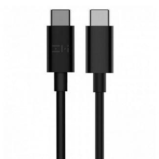 Kabel Xiaomi Zmi Usb Type C To Type C 100 Sm 100w 5a Al307e Chernyj 1