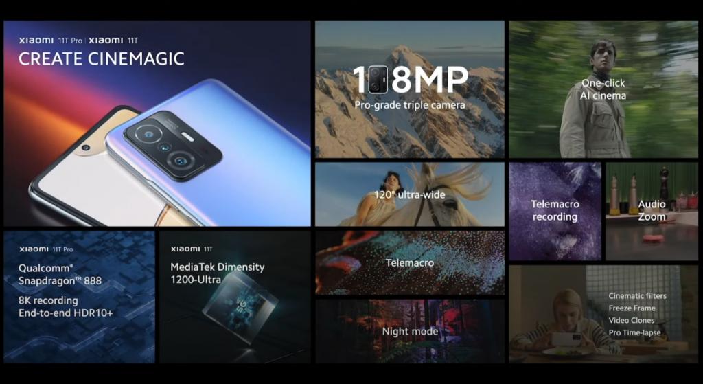 Prezentacziya Xiaomi Kinomagiya 10