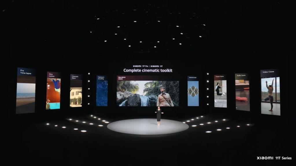 Prezentacziya Xiaomi Kinomagiya 6