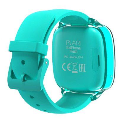 Detskie Chasy Elari Kidphone Fresh Green Kp F 3