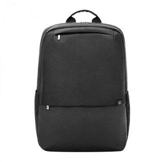 Ryukzak Xiaomi 90 Points Waterproof Fashion Business Backpack Black 1