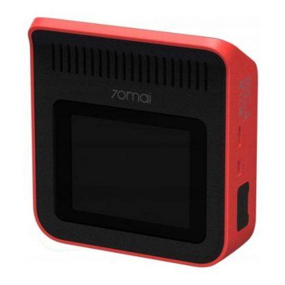 Videoregistrator Xiaomi 70mai Dash Cam A400 1 Red S Kameroj Zadnego Vida 2